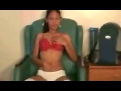 Naughty Carol Mundoz wild toy inserting tube porn video