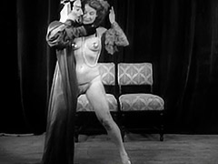 Sexy Girl Does a Puppet Dance 1950 tube porn video