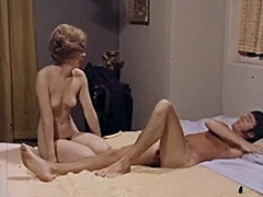 Lady Teaching Sex a Virgin Man 1960 tube porn video