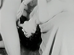 A Nun gets Her Holy Pussy Fucked 1950 tube porn video