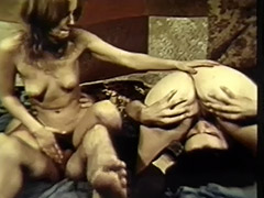 Swinger Couples Enjoy Group Sex Orgasms 1970 tube porn video