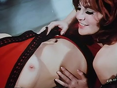 Robbers Have Fun with Sexy Naked Girls 1960 tube porn video