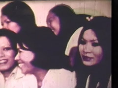 Huge Cock Fucking Asian Pussy in Bangkok 1960 tube porn video