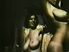 Big Busty Teens Roberta Pedon and Rosalia Strauss 1970 tube porn video