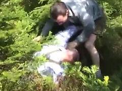 Mountain fuck fest oudoor sex tube porn video