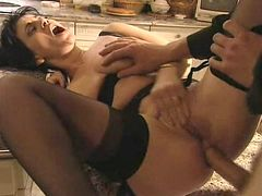 Elodie Cherie anal from Il Tiranno tube porn video