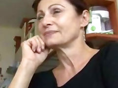 Mature mom picked up on the street tube porn video