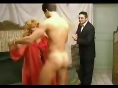 Milly Dabraccio stocking milf italian pornstar tube porn video