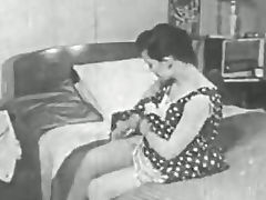 Vintage Porn 1950s Shaved Pussy Voyeur Fuck tube porn video