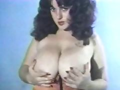 Big Natural Tits Retro Series tube porn video