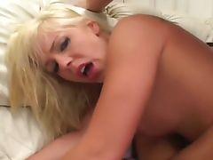 Blonde allstar callgirl's hardcore movie tube porn video