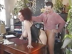 Mature Diana Siefert Gets Fucked Wearing Sexy Lingerie in a Retro Porn Scene tube porn video