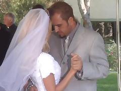 Nicole Ray wedding dress fuck tube porn video