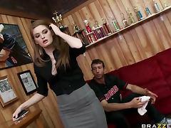 Faye Reagan big cock tube porn video
