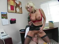 Hardcore Fun With The Horny And Hot Boss Puma Swede tube porn video