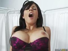 Awesome Sex with Spectacular Doctor in Lingerie Shy Love tube porn video