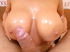 Blue eyed milf Amber Lynn Bach blowjob tube porn video