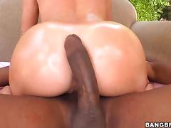 Krissy Lynn Likes getting her Pussy Fucked and her Asshole Fingered tube porn video