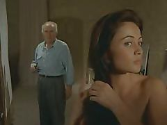 Spectacular Brunette Celeb Emmanuelle Beart Shows tube porn video