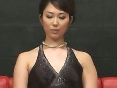 Formal Japanese Lady Bukkake Jizz tube porn video