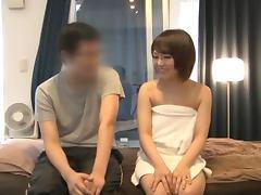 Hot milf Mio Futaba voyeur hardcore action with doggystyle tube porn video