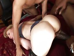 Nina Hartley is a BBC lover tube porn video
