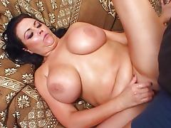 Busty girl enjoys every second tube porn video