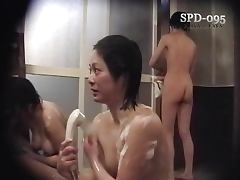 Japanese bath house tube porn video