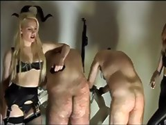 Slave caning tube porn video