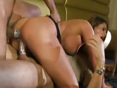 Aleska Diamond and Cathy Heaven tube porn video