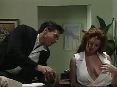 Nailing A Whore On Her Desk tube porn video