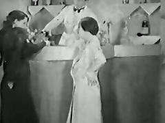 Authentic Vintage Porn 1930s FFM Threesome tube porn video
