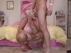 Big Titty White Bitch Kayla getting Fucked hard on webcam tube porn video