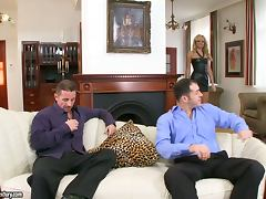 Double Penetration With The Slutty Ivana Sugar tube porn video