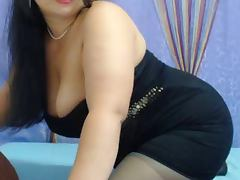 big tits in tights and heels tube porn video