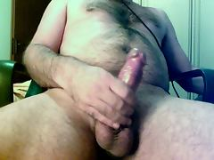 Me Play and bigload on cam tube porn video