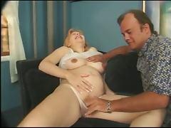 Hot Preggo Krista Gets Her Pregnant Pussy Fucked tube porn video