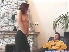 Girl Fucked In The Pussy By Horny Fella tube porn video