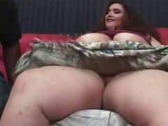 Big Bubbling BBW Anal tube porn video
