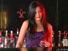 After Hours Sex With Bartender Madison Parker tube porn video