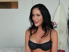 Lovely Brunette Courtney Paige Jersey Gem Nude tube porn video