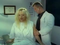 Lewd doctor Buck Adams bangs Kaitlyn Ashley instead of curing her tube porn video