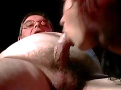 Gold Digging Redheads Fucks An Old Man tube porn video