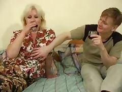 Russian Mature tube porn video