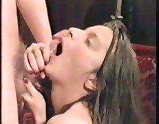 Vintage 6some german dub tube porn video