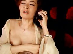 Mature Japanese Slut Kei Marimura Riding a Dick with Her Hairy Pussy tube porn video