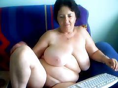 Granny in The Web II R20 tube porn video