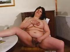 Hairy pussy of Chubby Wife is the nastiest you can get tube porn video