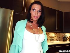 Stunning Rachel Starr gets her pussy licked and pounded tube porn video