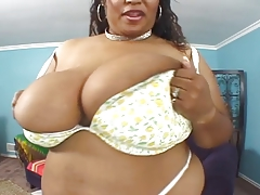 Ebony Bbw Bigtits Bad Mama tube porn video